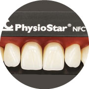 PhysioStar® NFC Denture Teeth