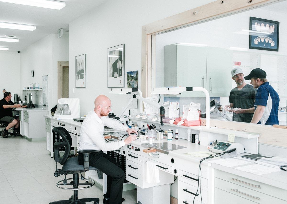 Stomadent Facility, Meridian Idaho Dental Lab