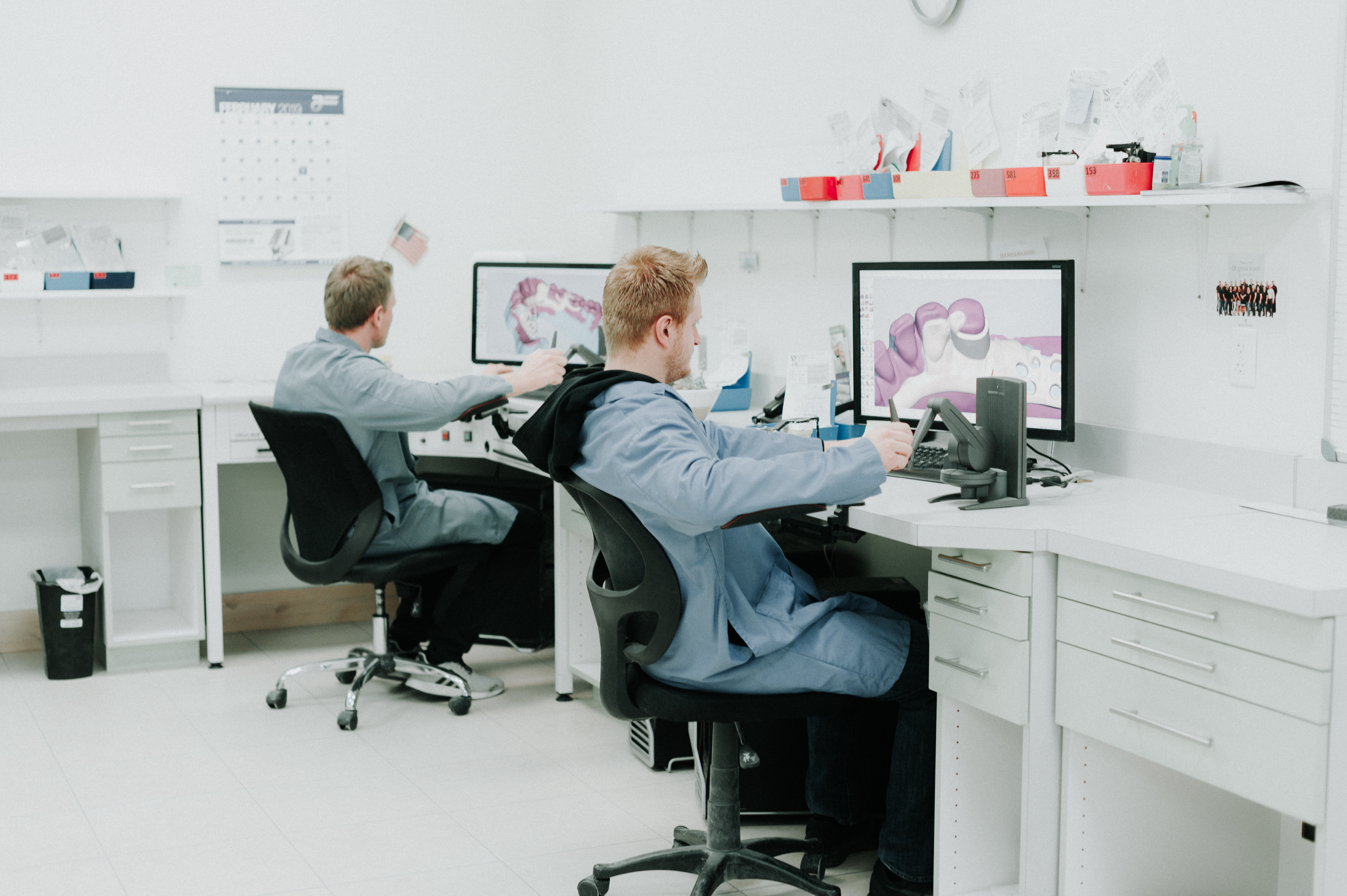 CAD/CAM Lab Technicians