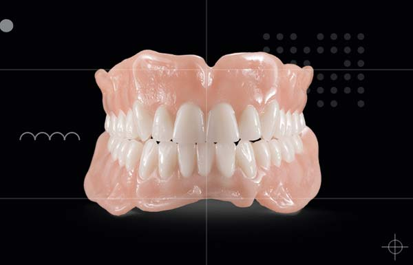 Complete Digitally Printed Denture