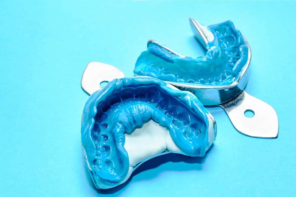 dental impressions material