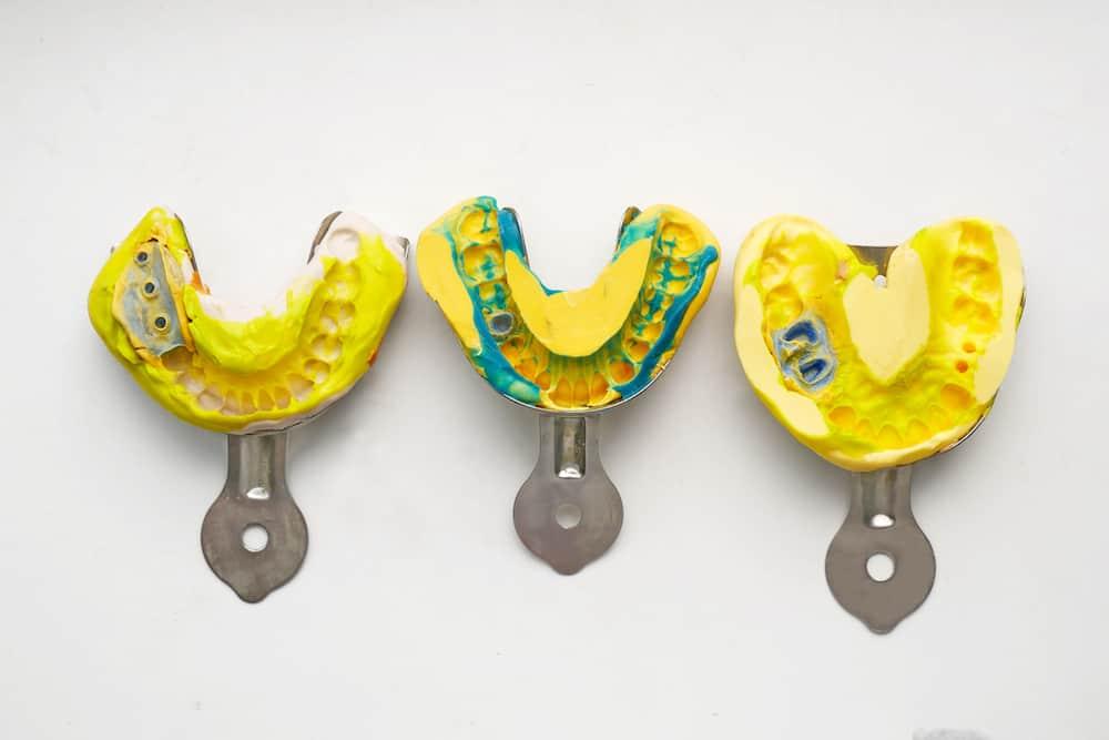dental impressions materials