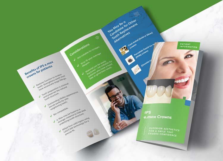 IPS eMax - Patient Marketing Brochure