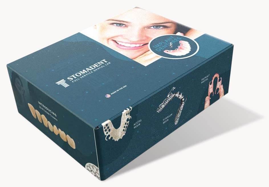 Stomadent Free Kit
